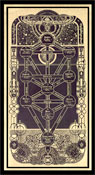 Qabalah- Golden Tree of Life Print